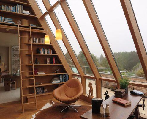 The Restyling Vastgoedstyling penthouse Maaseik Nicolle Janssen